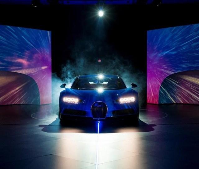 Bugatti Chiron Lessence Meme De Lhypercar Monstre W Ch