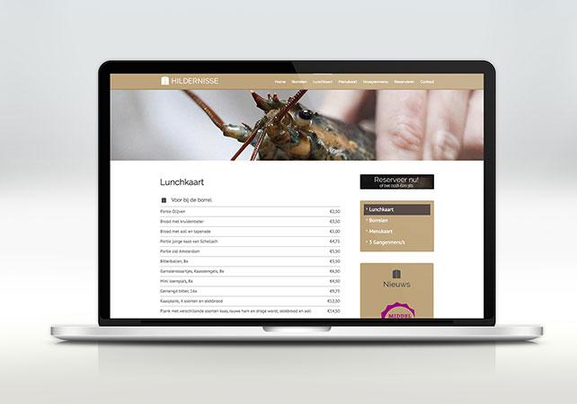 hildernisse middelburg webdesign