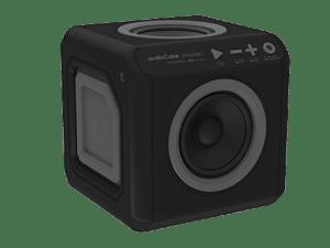 audioCube  Portable  - Negru