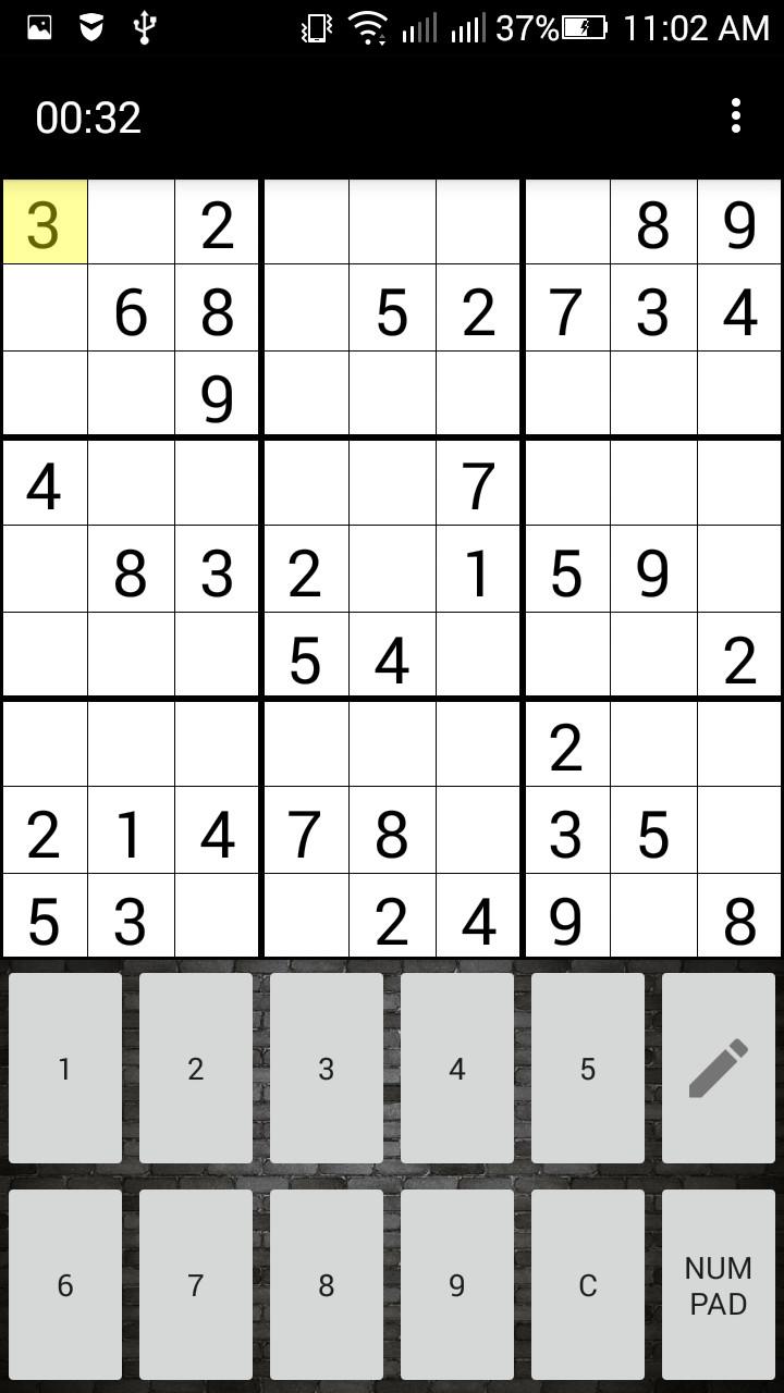 Sudoku – Free Puzzle Game