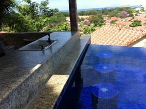 Home Pool Bar Ideas