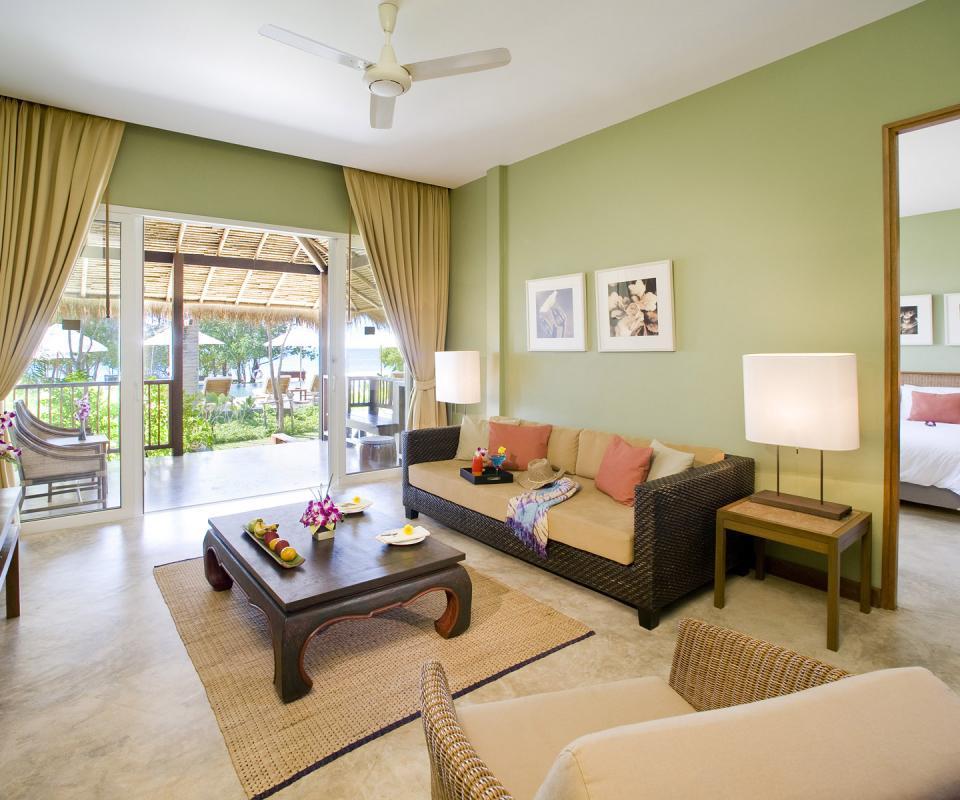 Light Green Room Design On Vine