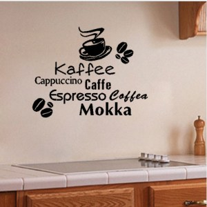 Cappuccino Kitchen Decor GfIz