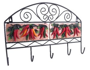 Chili Pepper Kitchen Decor AwTv