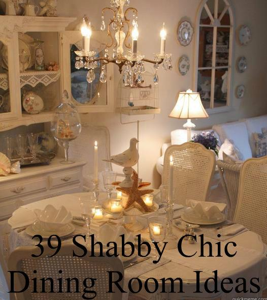 Dining Room Decorating Photos