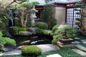 Japanese Water Garden Design DeUz