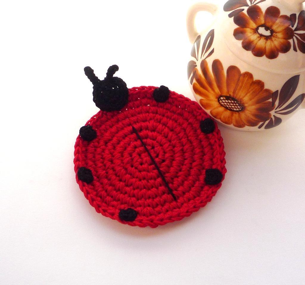 Ladybug Kitchen Decor Design On Vine