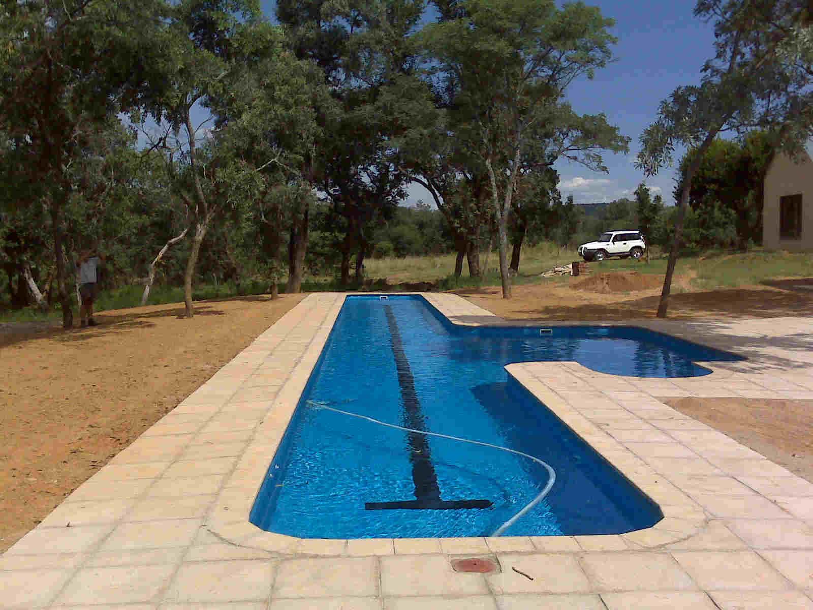 Lap Swimming Pools - Design On Vine