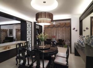 Large Dining Room Decorating Ideas VMKg