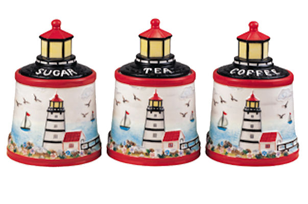 Lighthouse Kitchen Decor OnbZ