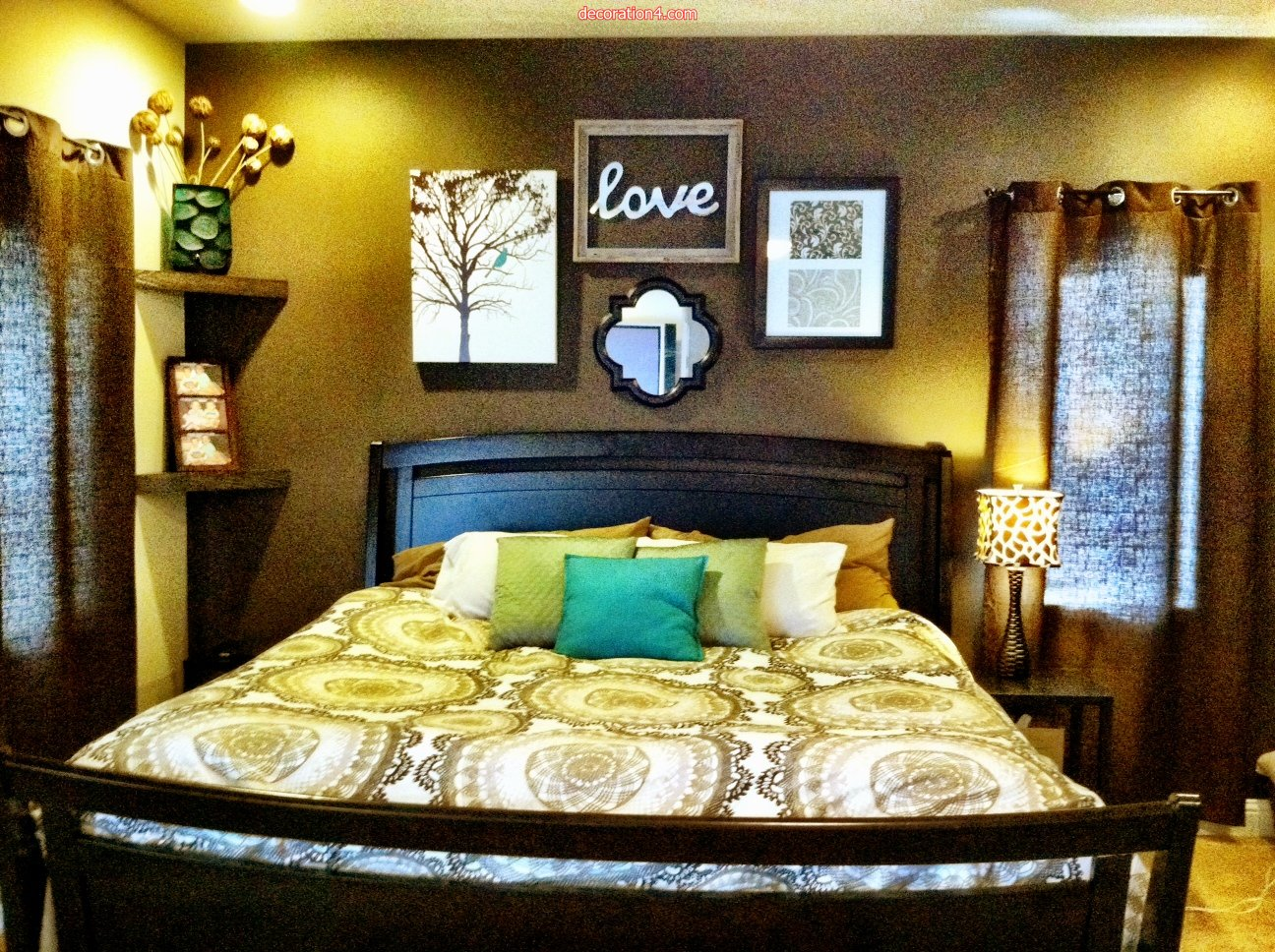 Master Bedroom Decorating Ideas Photos - Design On Vine