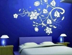 Modern Bedroom Wall Designs LzFN