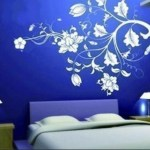 Modern Bedroom Wall Designs LzFN