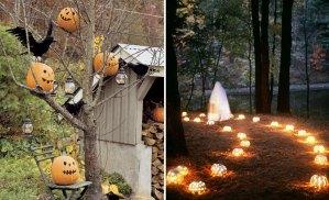 Outdoor Halloween Decorating Ideas XDLx