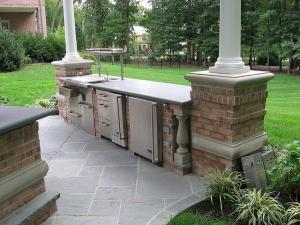 Outdoor Kitchen Idea LBrN