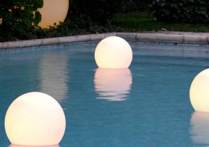 Outdoor Pool Lighting Ideas QTft