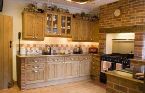 Rustic Kitchen Decor Enrl