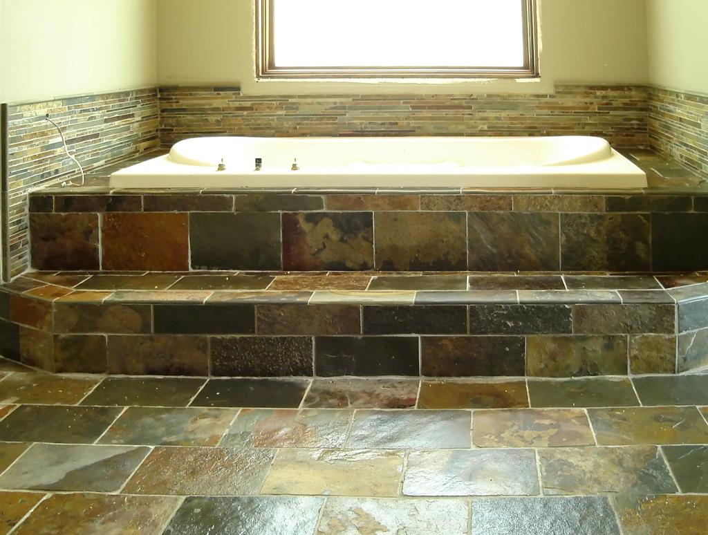Slate Tile Bathroom Ideas.Slate Tile Bathroom Ideas Lpqf Design On Vine