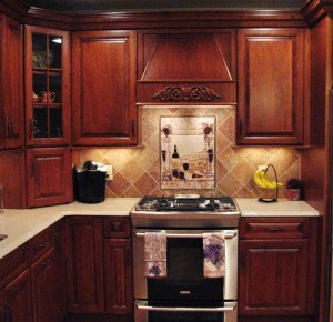 Wine Theme Kitchen Decor MSPI