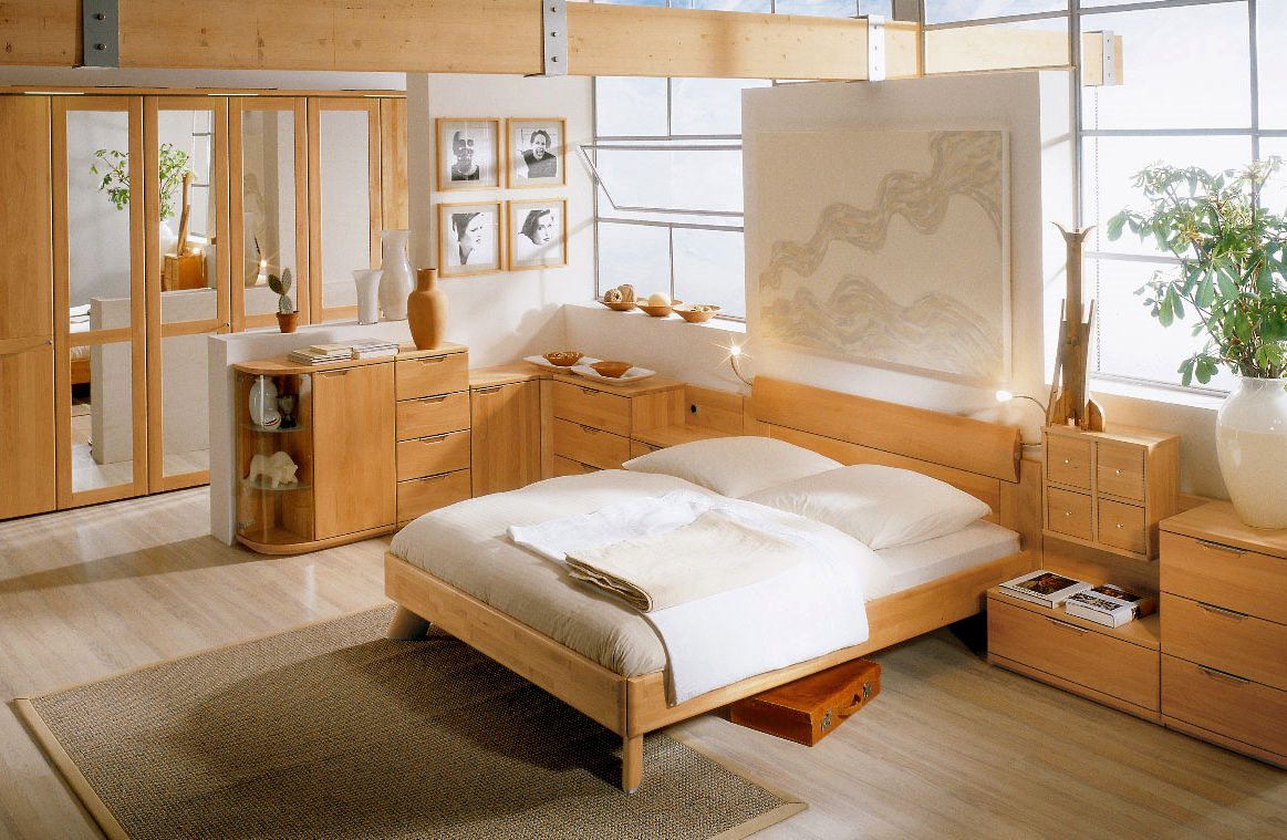 Simple and modern bedroom ideas
