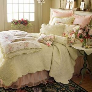 cool shabby chic bedroom decorating ideas