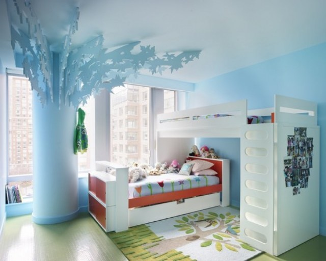 cool bedroom design ideas for children
