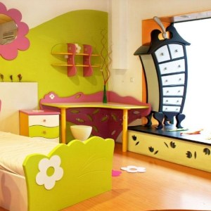 bedroom design ideas for children