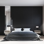 Black And White Layer For Your Bedroom Design Ideas