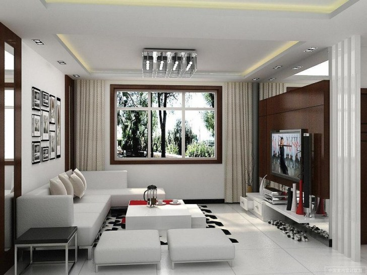 Contemporary Living Room Designs and Impressive Details