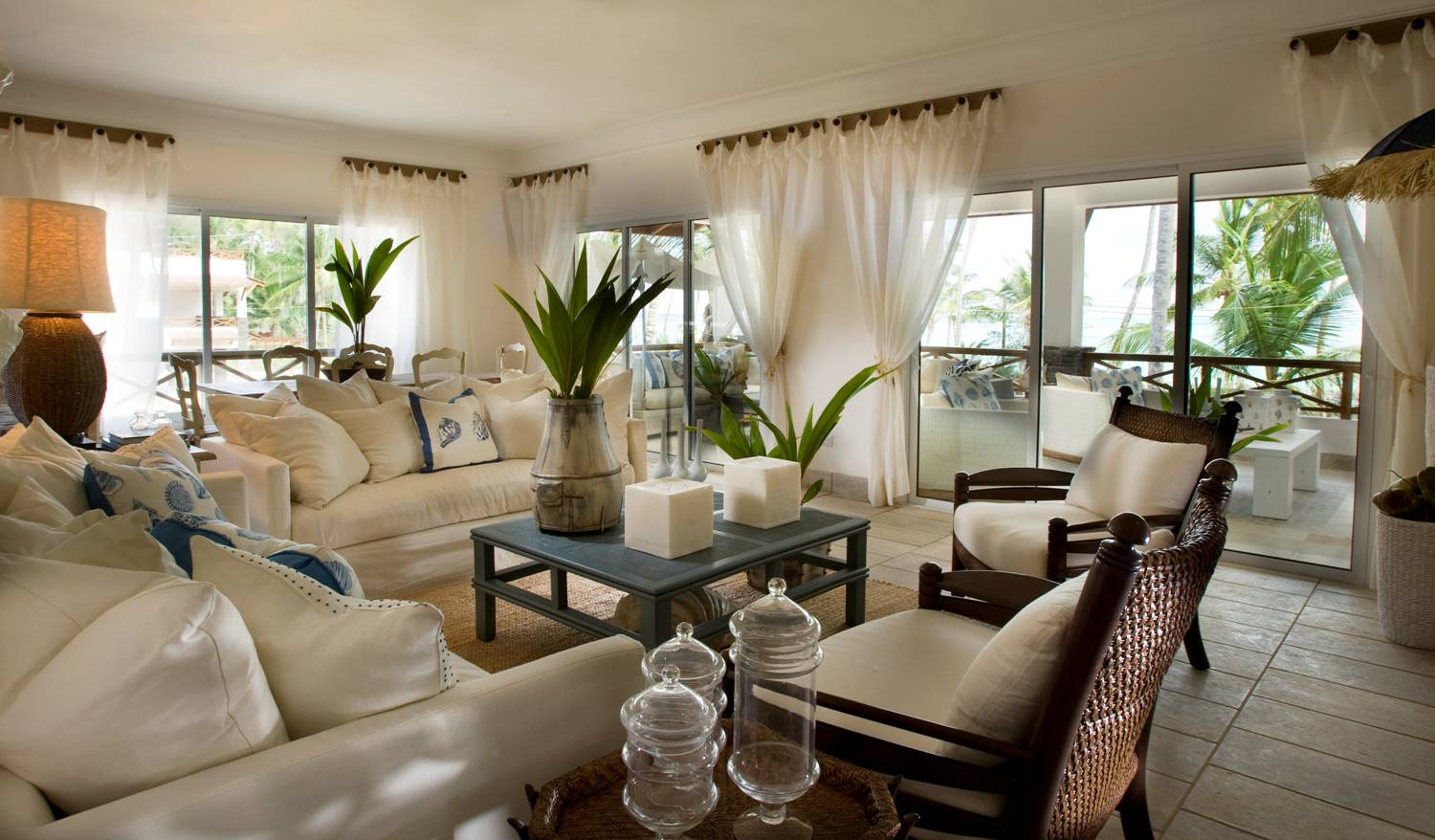 Furniture to decorate a living room
