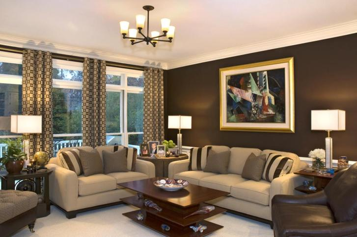 How to Decorate a Living Room with a Simple Concept