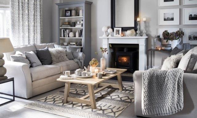 living room accessories integration