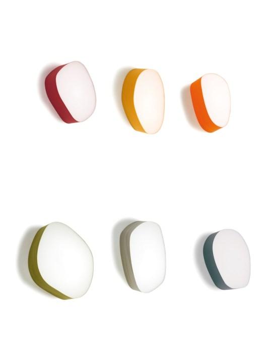 LZB GUIJARROS in unterschiedlichen Farben und Formen