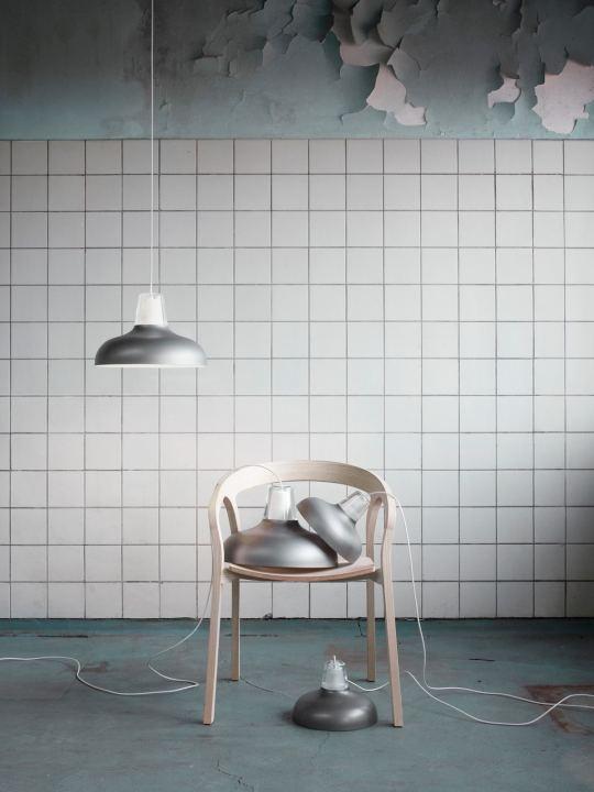 DesignOrt Blog: Moderne Industrieleuchten Ice Fox