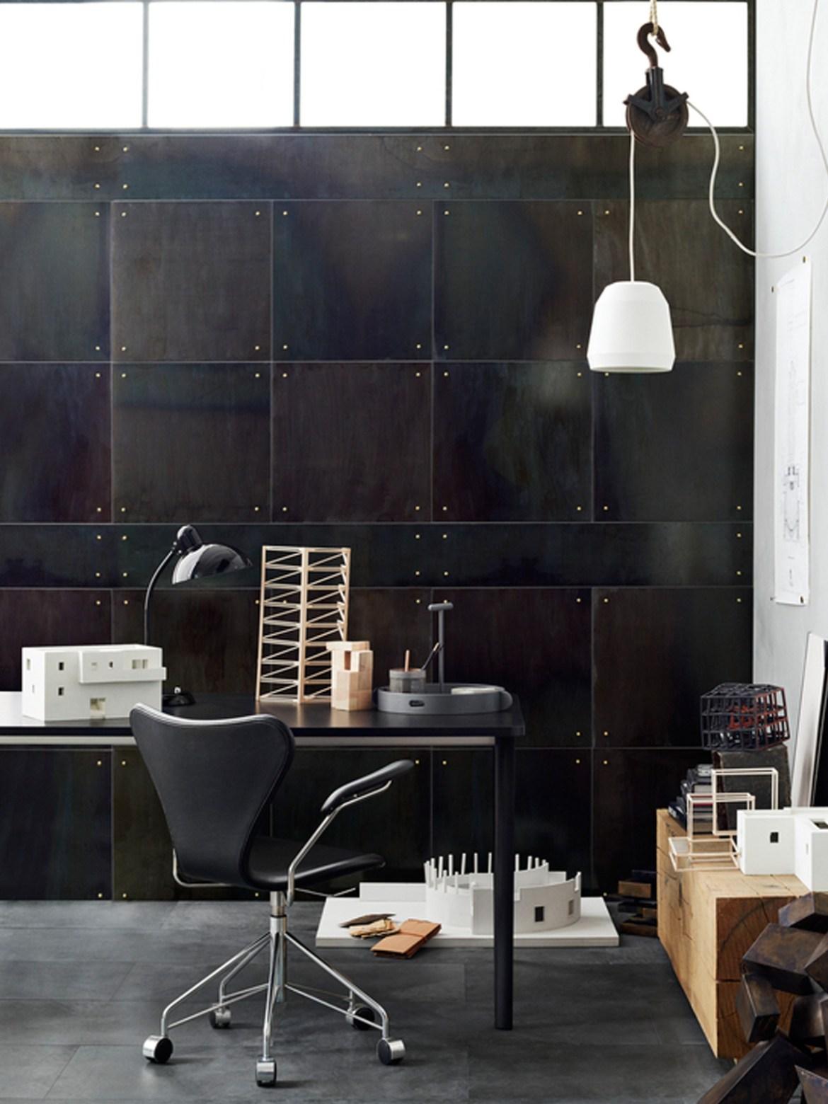 DesignOrt Blog: Beleuchtung für das Home Office Kaiser Idell und Mingus