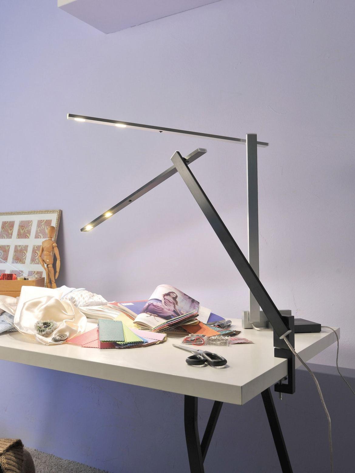 DesignOrt Lampen Blog: Leseleuchten Tischleuchte Nastrino von BYOK Designort Onlineshop