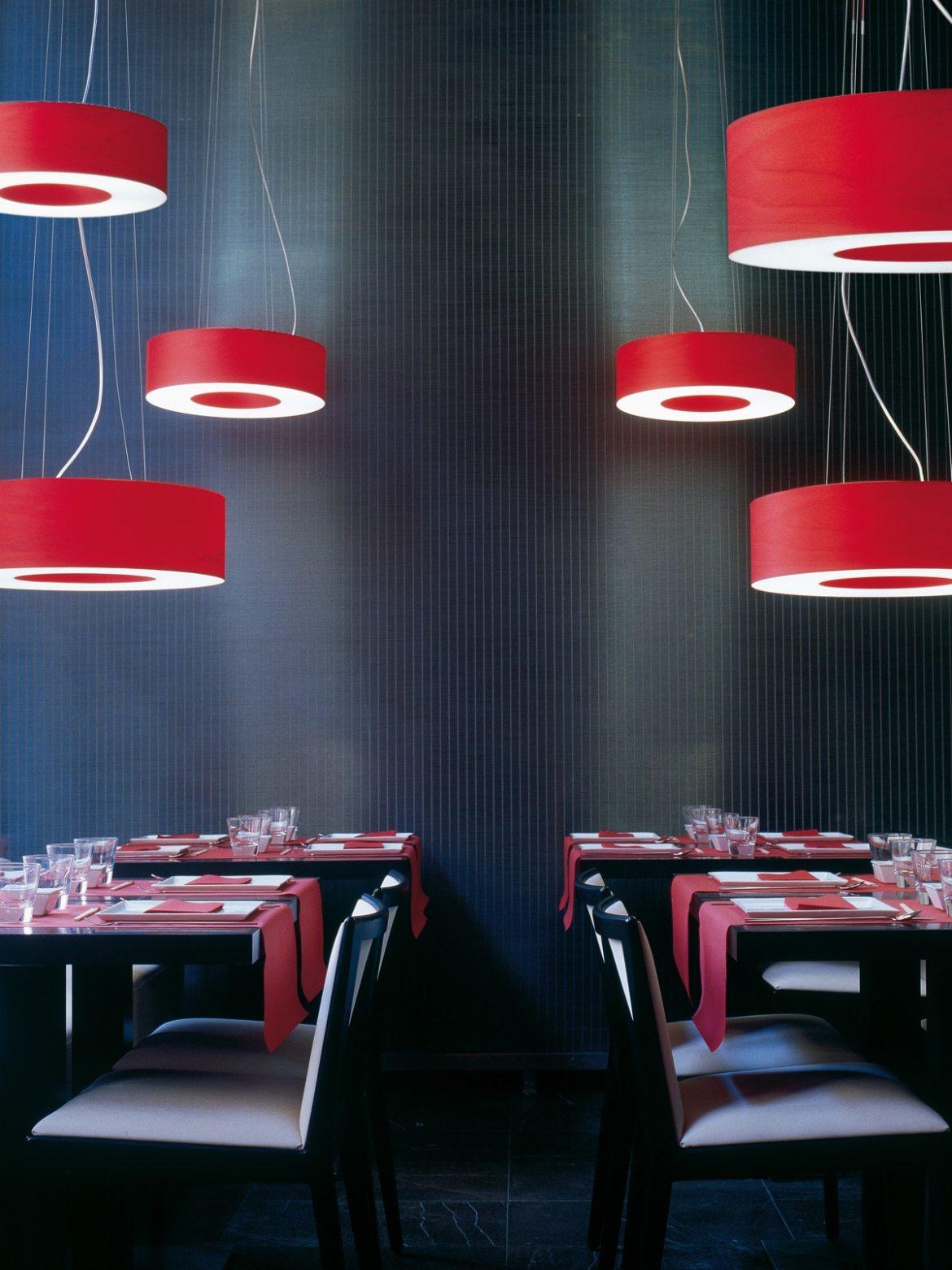 DesignOrt Blog: LZF Designerleuchten für die Gastronomiebeleuchtung