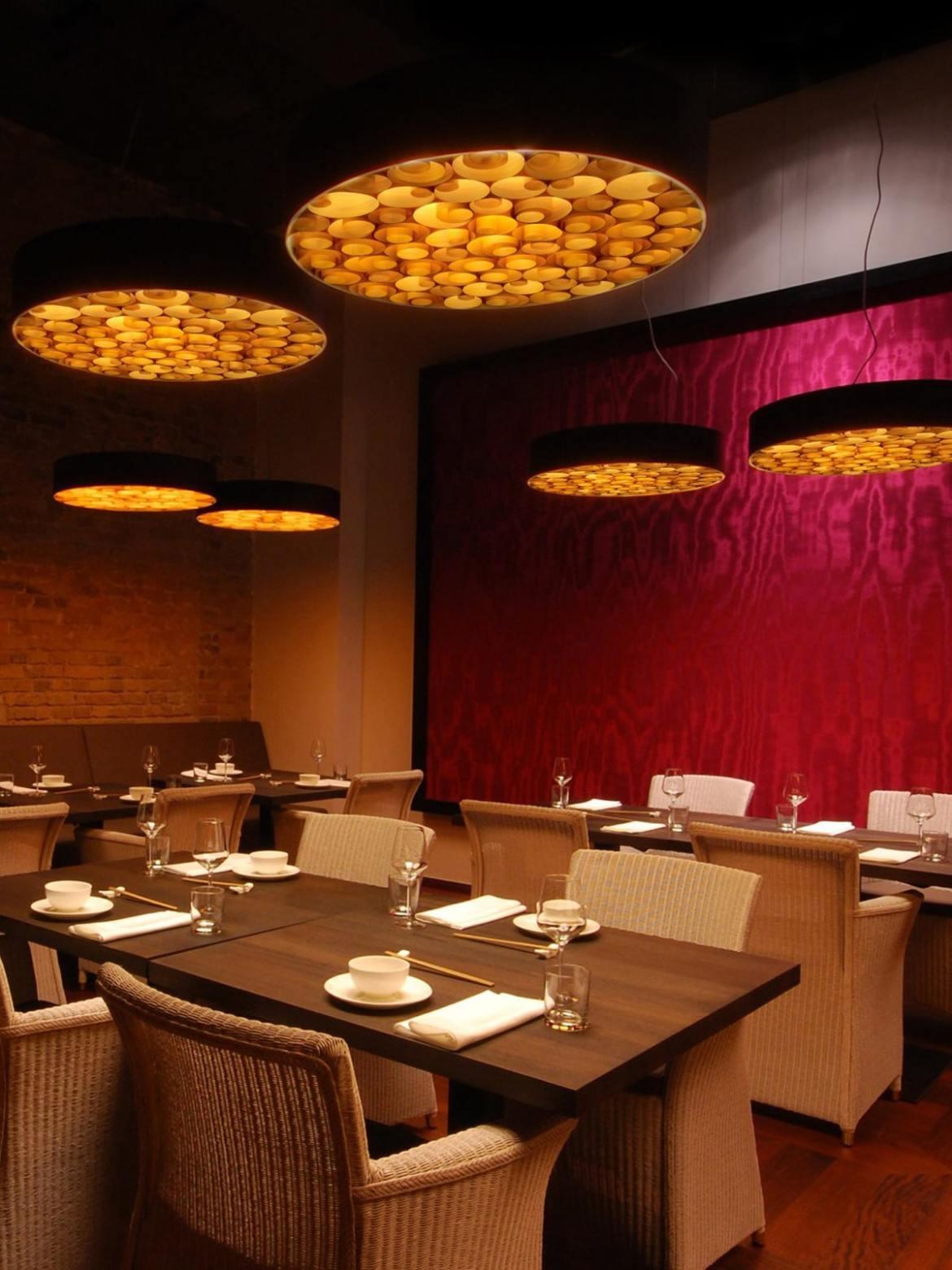 DesignOrt Blog: LZF Designerleuchten für die Gastronomiebeleuchtung Spiro LZF