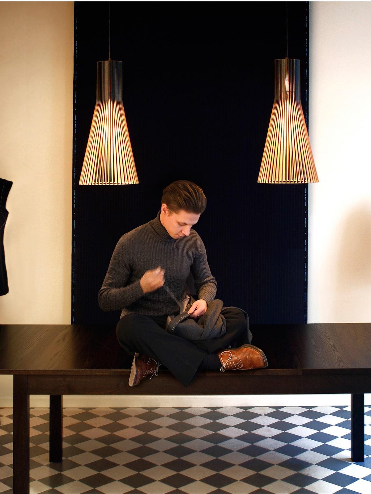 secto 4200 secto design lampen leuchten designerleuchten. Black Bedroom Furniture Sets. Home Design Ideas