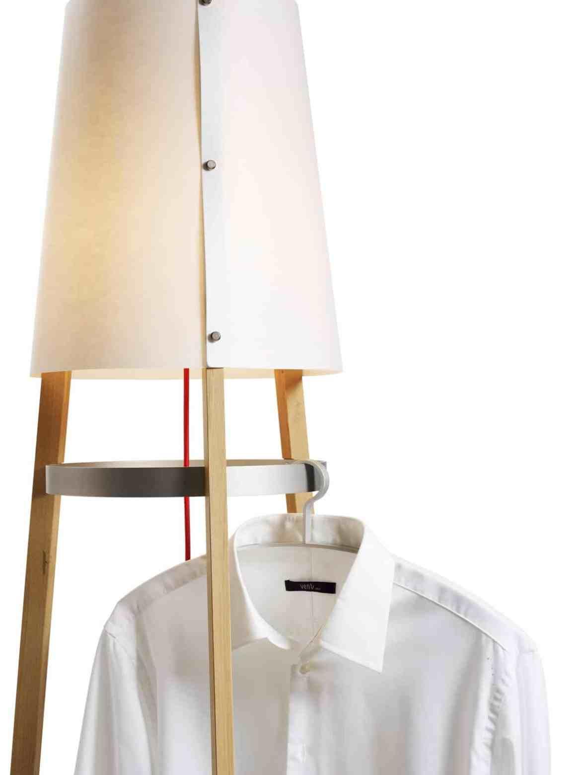 Designerleuchten von Domus Stehleuchte Wai Ting im Onlineshop DesignOrt