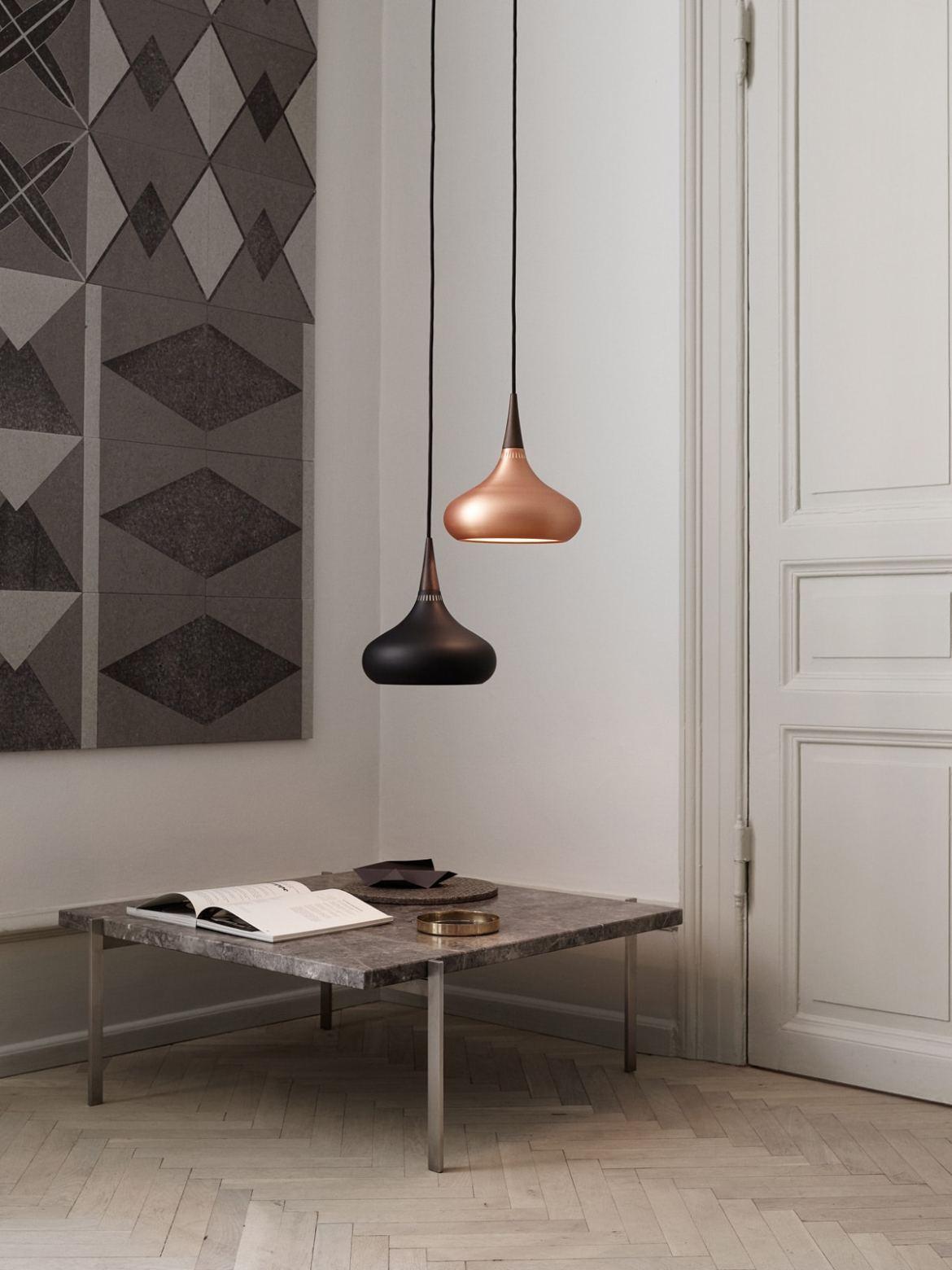 DesignOrt Blog: Die Designwelt von Lightyears Pendelleuchten Orient Black und Copper
