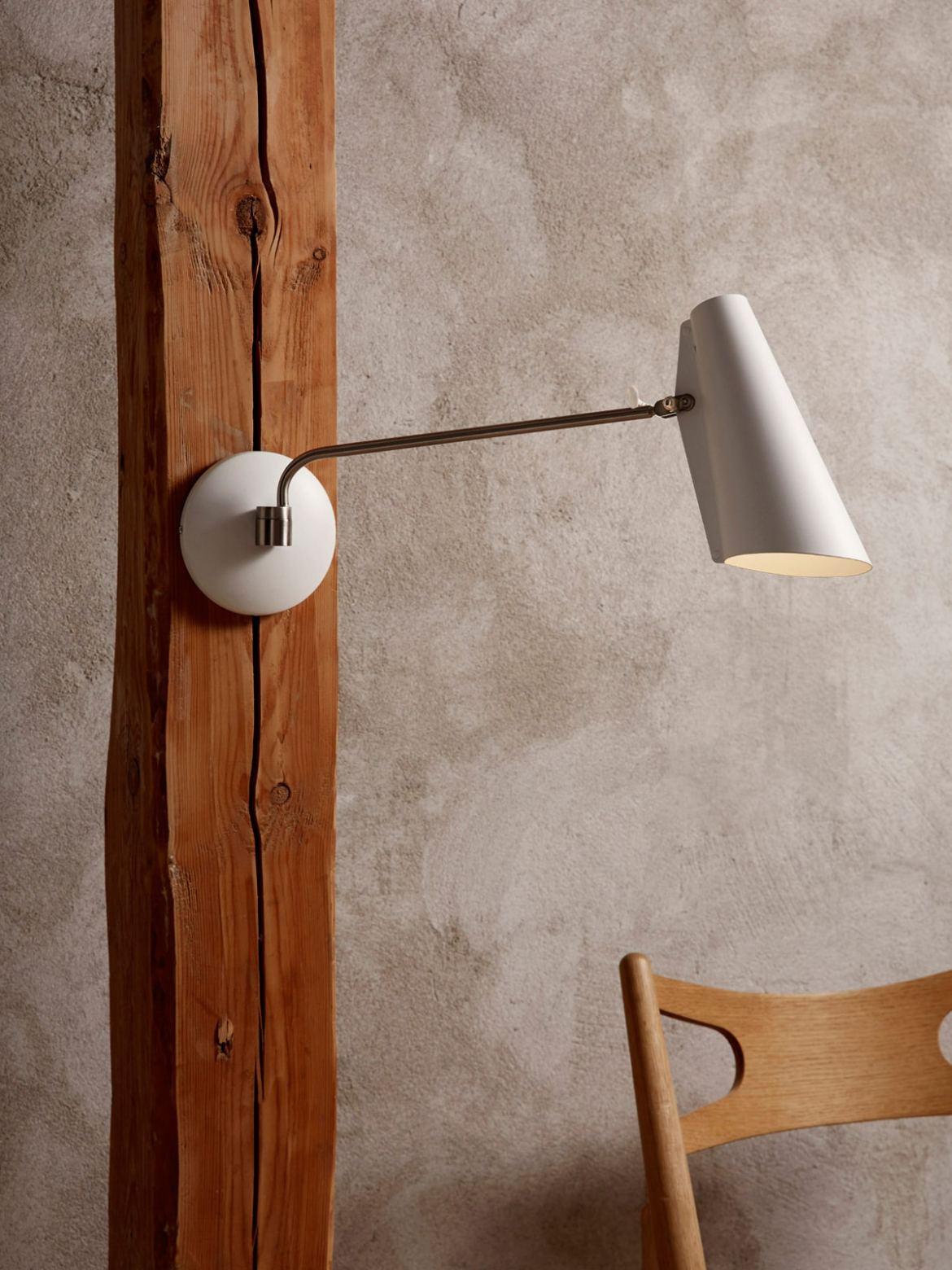 DesignOrt Blog: Schwenkarmleuchten Birdy Wall Wandleuchte Northern Lighting