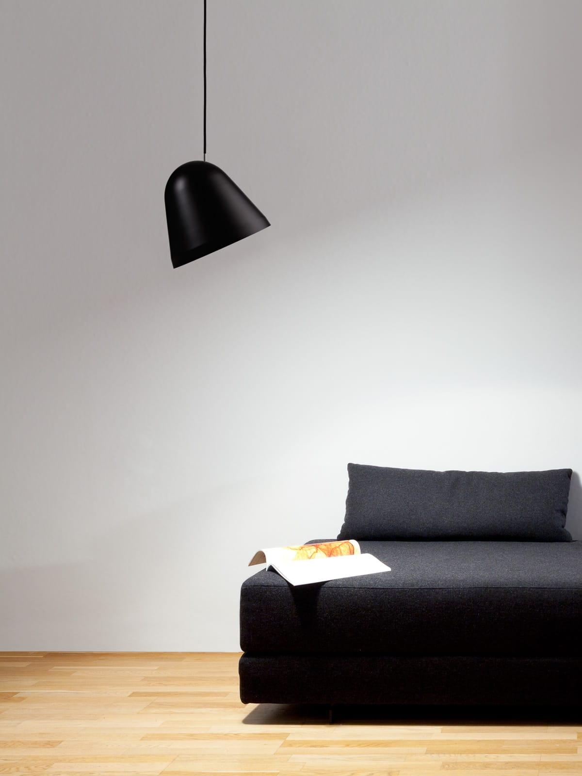 tilt-nyta-black-deco Elegantes Leselampe Bett Wandmontage Dekorationen
