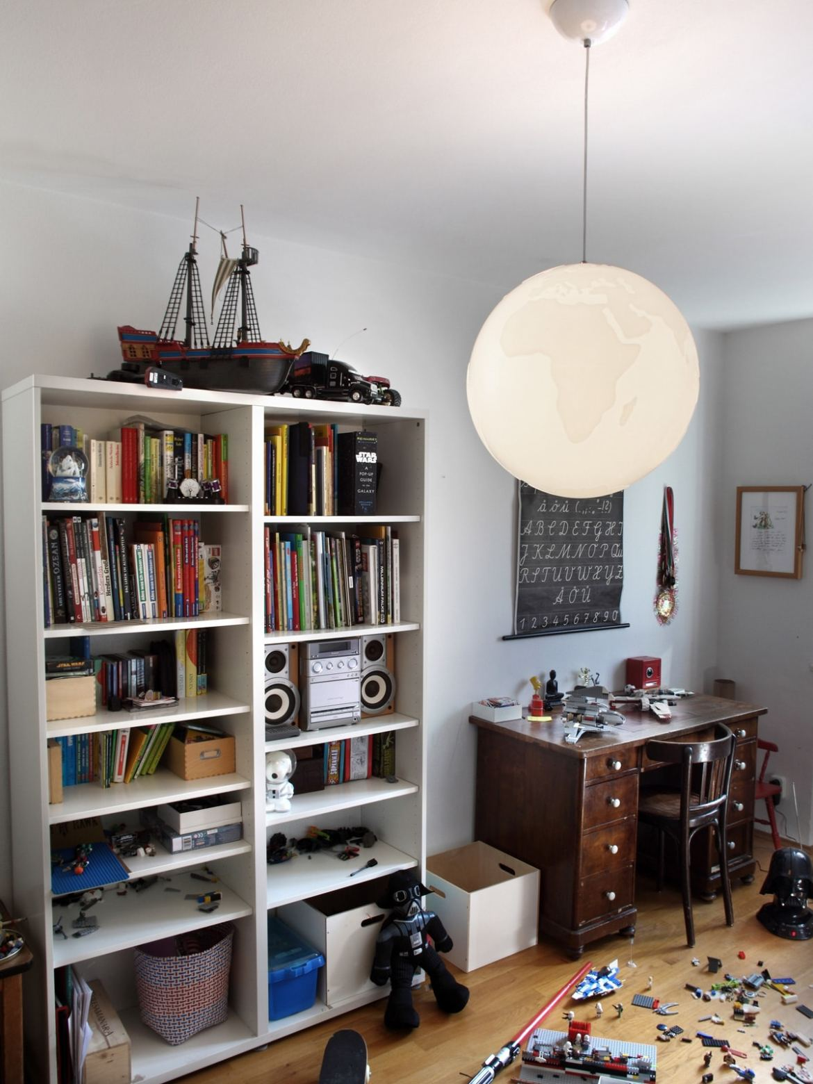 Individuelle Lampen & Leuchten für Kinderzimmer Teil 1 - Lampen ...