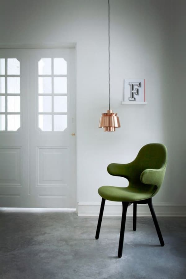 Jaime-Haydn Designermöbel Catch Chair mit Utzon Lampe