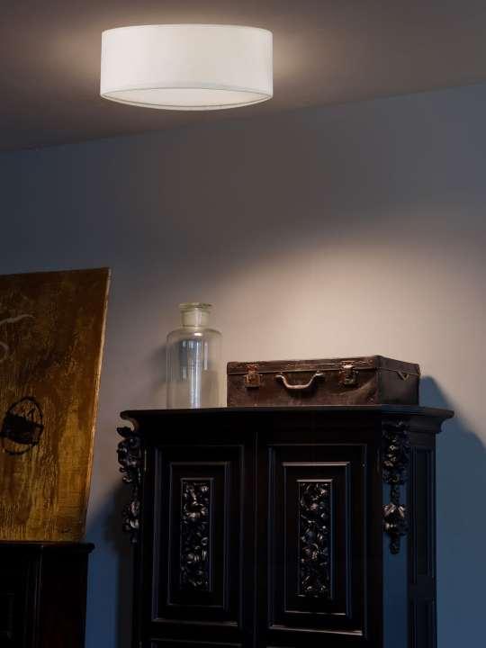 Deckenleuchte Seven LED dimmbar mit Fernbedienung Faro Barcelona
