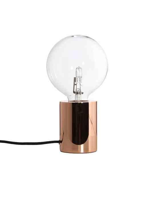 Bristol Tischlampe aus Messing
