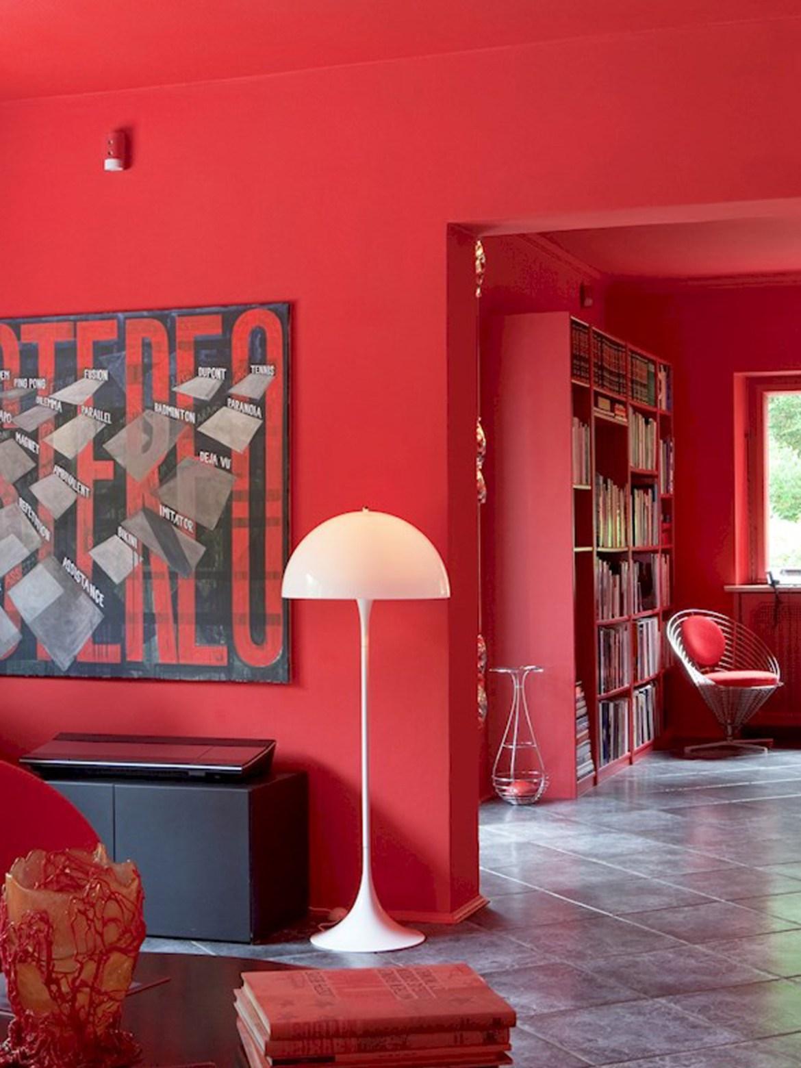 DesignOrt Blog: Retro Lampen skandinavischer Designklassiker Panthella Stehleuchte