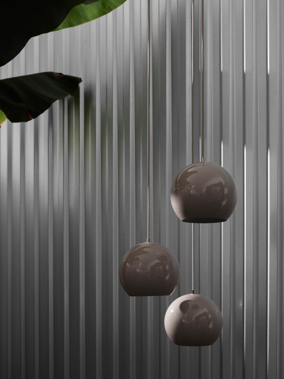 DesignOrt Lampen Blog: Kugelige Pendelleuchten Topan &tradition