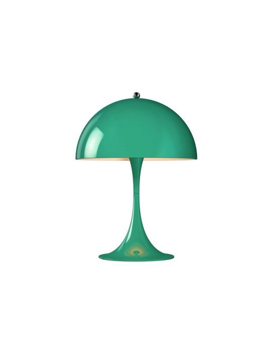 Poulsen Panthella MINI in blau-grün